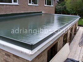 Adrian Gibbs Flat roofing Services